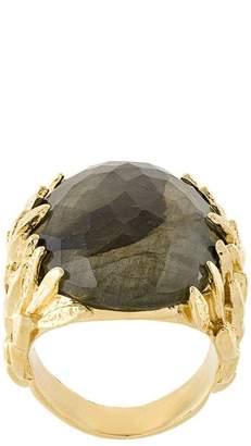 Wouters & Hendrix My Favourite labradorite ring
