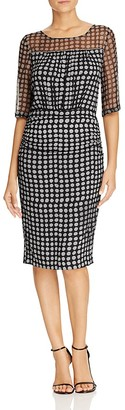 Tracy Reese Dot Print Dress $348 thestylecure.com