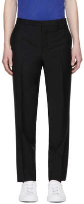 Givenchy Black Star Trousers