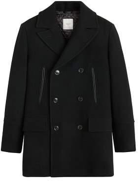 Mango man MANGO MAN Double-breasted wool coat