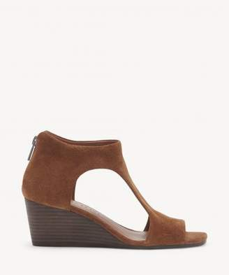 Sole Society TEHIRR Back Zip Wedge