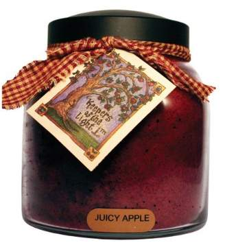 A Cheerful Giver Juicy Apple Papa Jar Candle