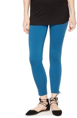 Rachel Zoe Secret Fit Belly Ponte Maternity Ankle Pants