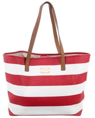 MICHAEL Michael Kors Jet Set Stripe Travel Tote