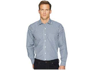Magna Ready Long Sleeve Magnetically-Infused Dress Shirt- Spread Collar