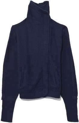 Veda Cliff Merino Sweater in Navy