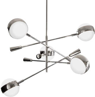 Jonathan Adler Ipanema Multi-Boom Pendant Light