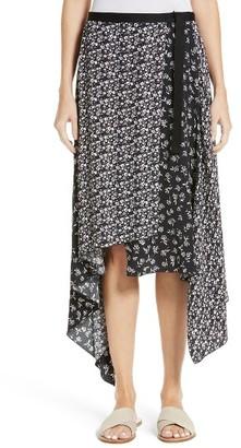 Women's Rag & Bone Liv Wrap Skirt $295 thestylecure.com