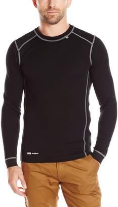 Helly Hansen Workwear Roskilde Crewneck Wool and Polypropylene Base Layer Shirt
