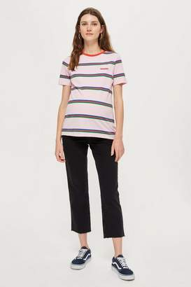 Topshop **Maternity Under The Bump Straight Jeans