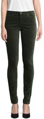 AG Jeans Legging Velvet Skinny Jeans