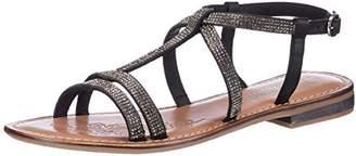 Womens 34fl219-100500 Wedge Heels Sandals Dockers by Gerli o6yJwIE