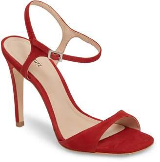 Schutz Jade Ankle Strap Sandal