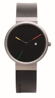 Jacob Jensen Men's Watch Titanium Series 640 [Misc.]