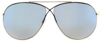Tom Ford Eva Aviator Sunglasses