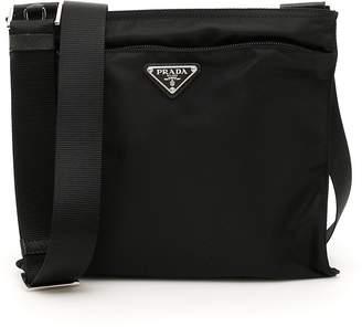 Prada Vela Nylon Bag
