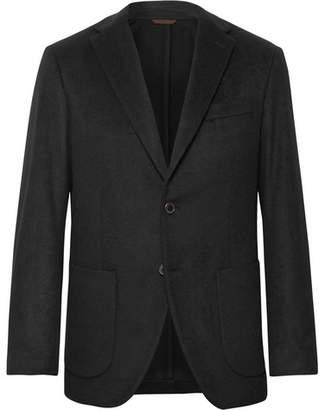 Altea Black Cashmere Blazer