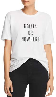 Nolita Knowlita Or Nowhere Tee