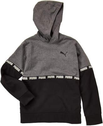 Puma Boys 8-20) Color Block Hoodie