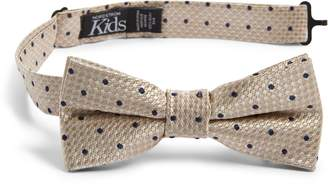 Nordstrom Dot Silk Bow Tie