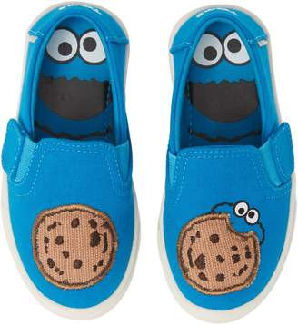 e9d3cc2cdf Toms x Sesame Street(R) Luca - Cookie Monster Slip-On Sneaker