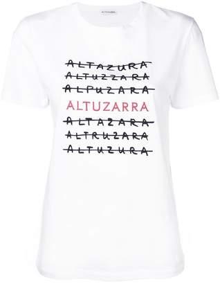 Altuzarra graphic T-shirt