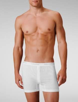Calvin Klein slim fit knit boxer