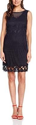 Comma Women's Dress - Blue
