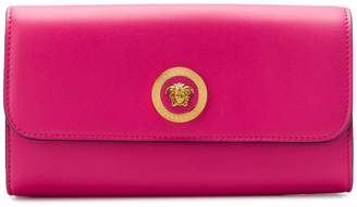 Versace Medusa head wallet