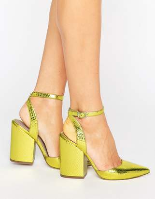 Asos DESIGN PICK N MIX Pointed Heels