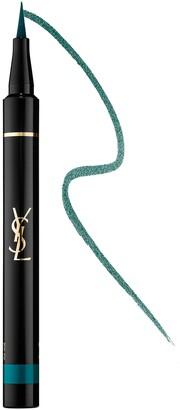 Saint Laurent EYELINER EFFET FAUX CILS SHOCKING - Bold Felt-Tip Eyeliner Pen