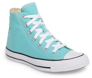 Women's Converse Chuck Taylor All Star Seasonal Hi Sneaker $59.95 thestylecure.com