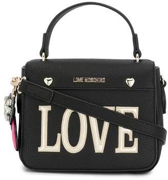 Love Moschino cross body bag