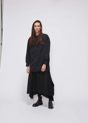 Yohji Yamamoto Nylon Weather Shirt