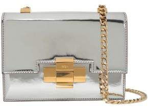 N°21 N21 Metallic Patent-leather Shoulder Bag 17c521e5569b7