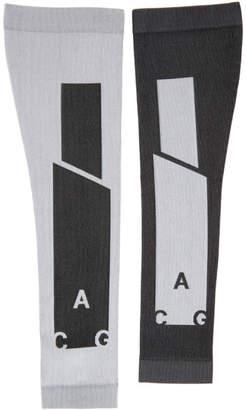 Nike Black and White NRG ACG Arm Sleeves