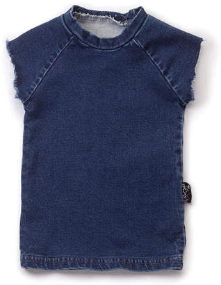 Nununu Denim Muscle Shirt