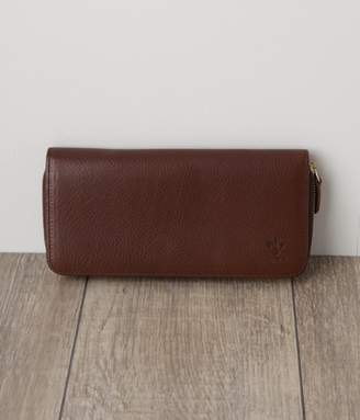 CI-VA (チーバ) - ラウンドファスナー+カードスペース長財布(D・ショコラ)