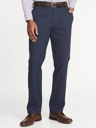 Old Navy Straight Ultimate Built-In Flex Non-Iron Pants for Men