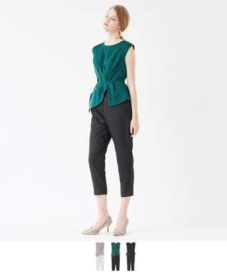 titivate (ティティベイト) - デザイントップスレイヤードパンツドレス