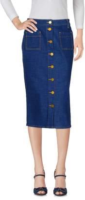 Tory Burch Denim skirts - Item 42602504BG
