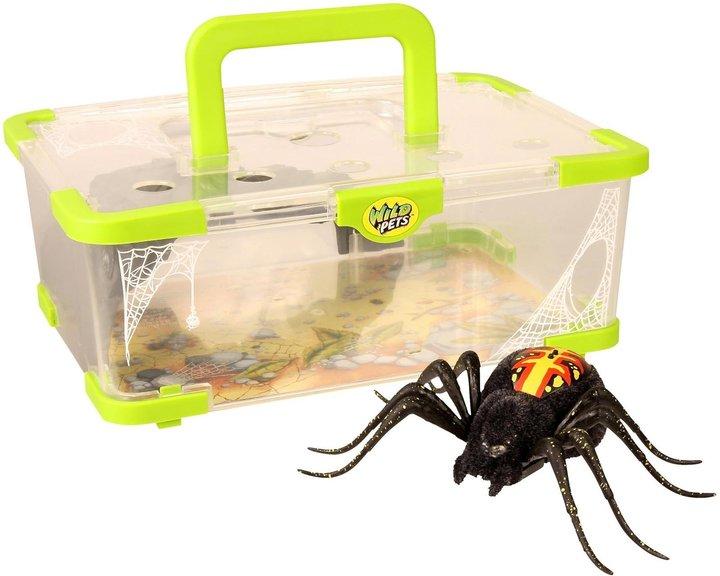 Wild Pets Wild Pets S1 Spider Habitat Playset