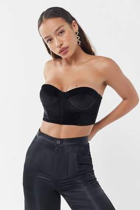 f70c8379459 Out From Under Night Out Bustier Bra Top
