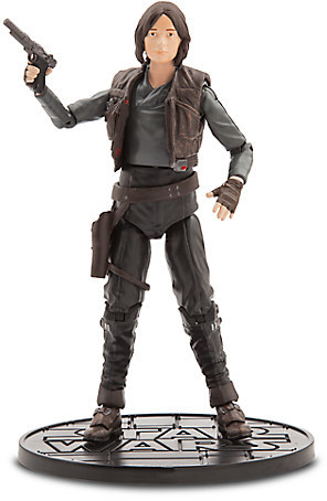 Sergeant Jyn Erso Elite Series Die Cast Action Figure - 6'' - Rogue One: A Star Wars Story