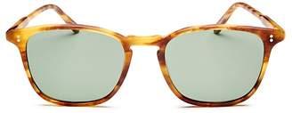 Garrett Leight Men's Square Sunglasses, 50mm