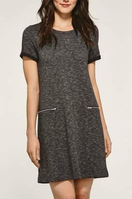 Paige Charlie Zip Pocket Dress
