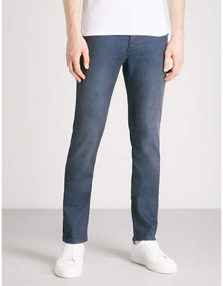 Sandro Pixies straight mid-rise jeans