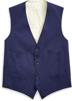 Stretch Wool Vest