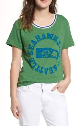 Junk Food Clothing NFL Seahawks Kick Off Tee