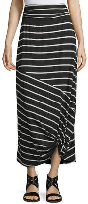 Alyx Womens Mid Rise Long Maxi Skirt